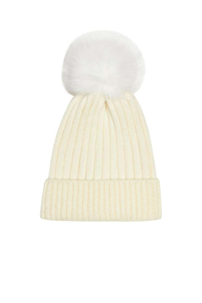 HAT Z-CZ-3313 OFF WHITE