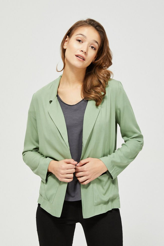 JACKET L-MR-3108 OLIVE-SET