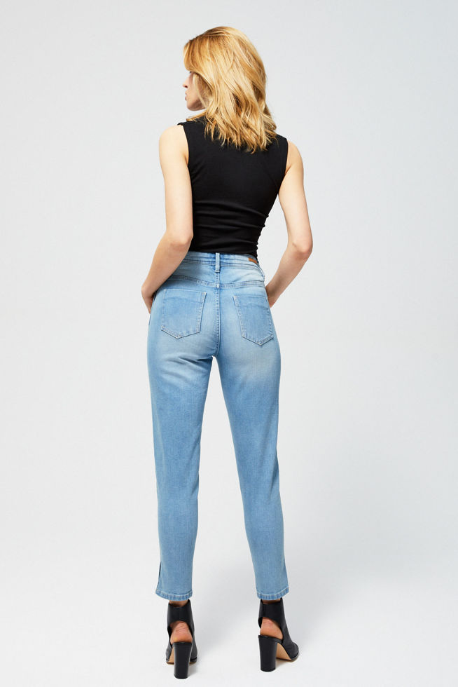 JEANS TROUSERS L-JE-2810 BLUE