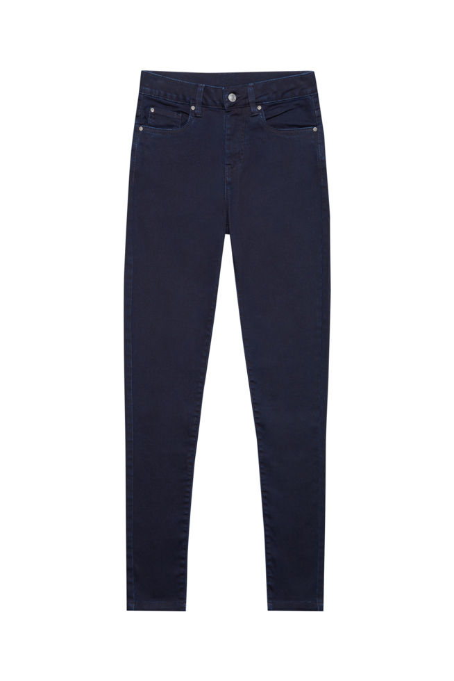 JEANS TROUSERS L-JE-2811 NAVY