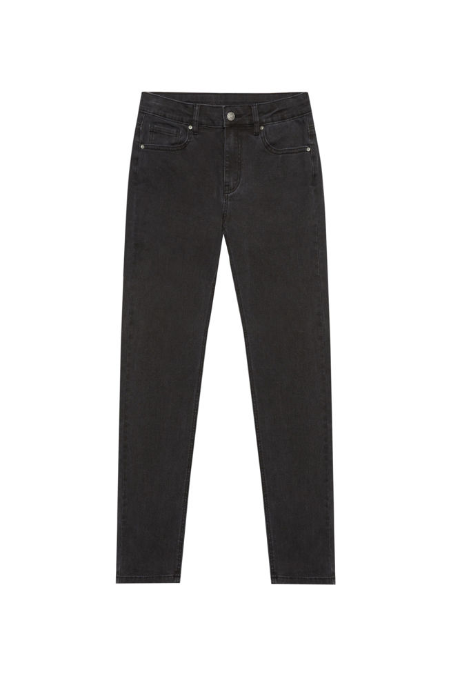 JEANS TROUSERS L-JE-2814 BLACK