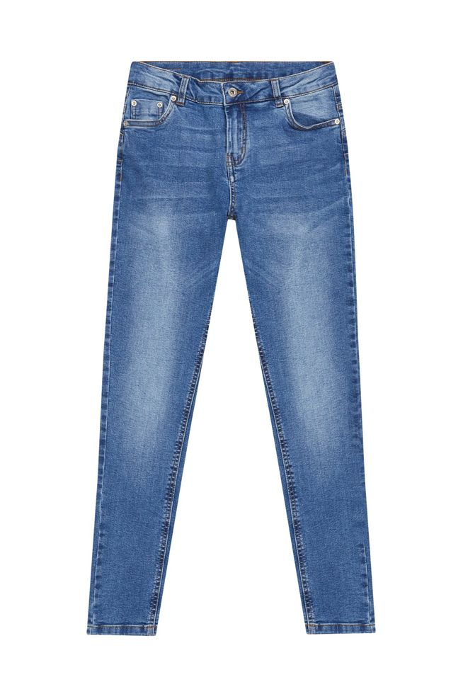 JEANS TROUSERS L-JE-3110 BLUE-SET