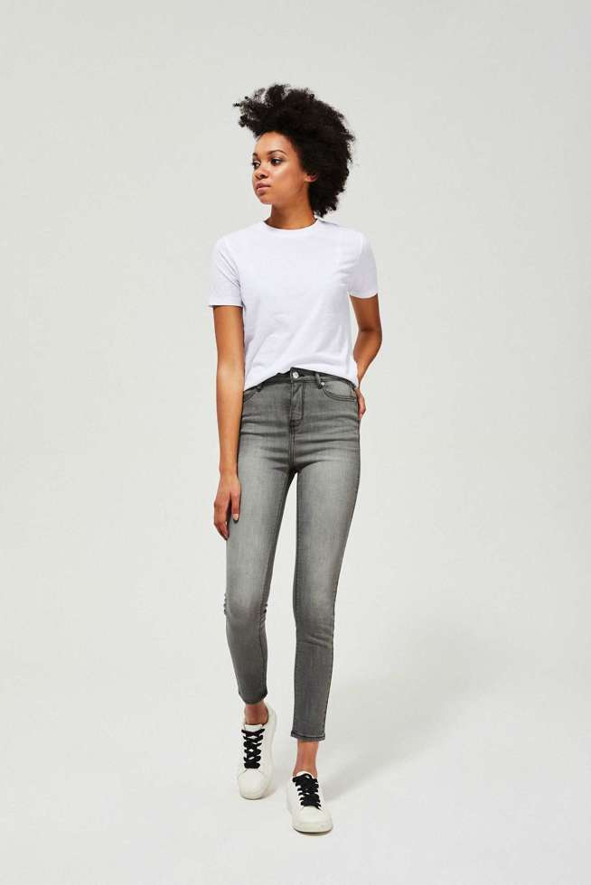 JEANS TROUSERS Z-JE-3304 GRAPHITE