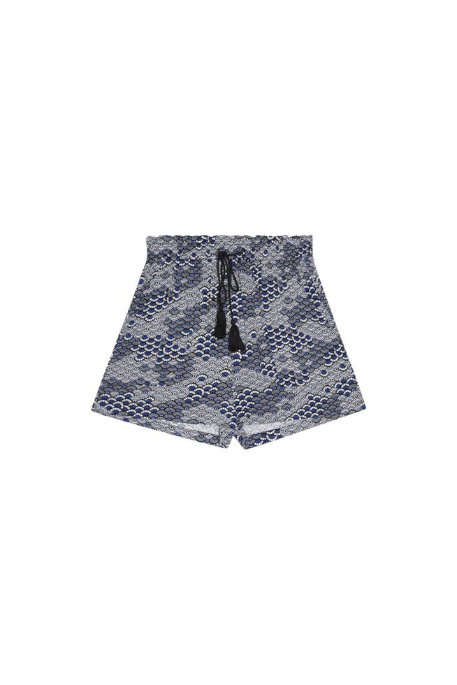SHORTS L-SH-3111 NAVY-SET
