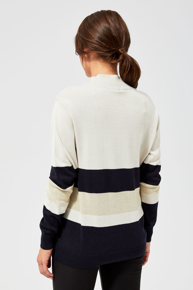SWEATER L-SW-3106 NAVY