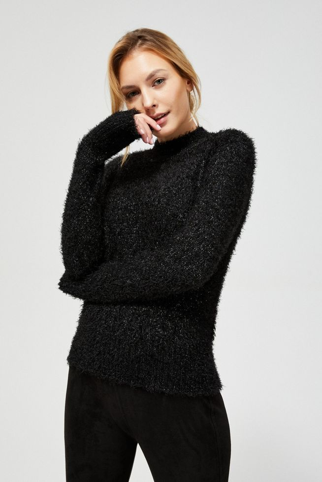 SWEATER Z-SW-3065 BLACK-SET