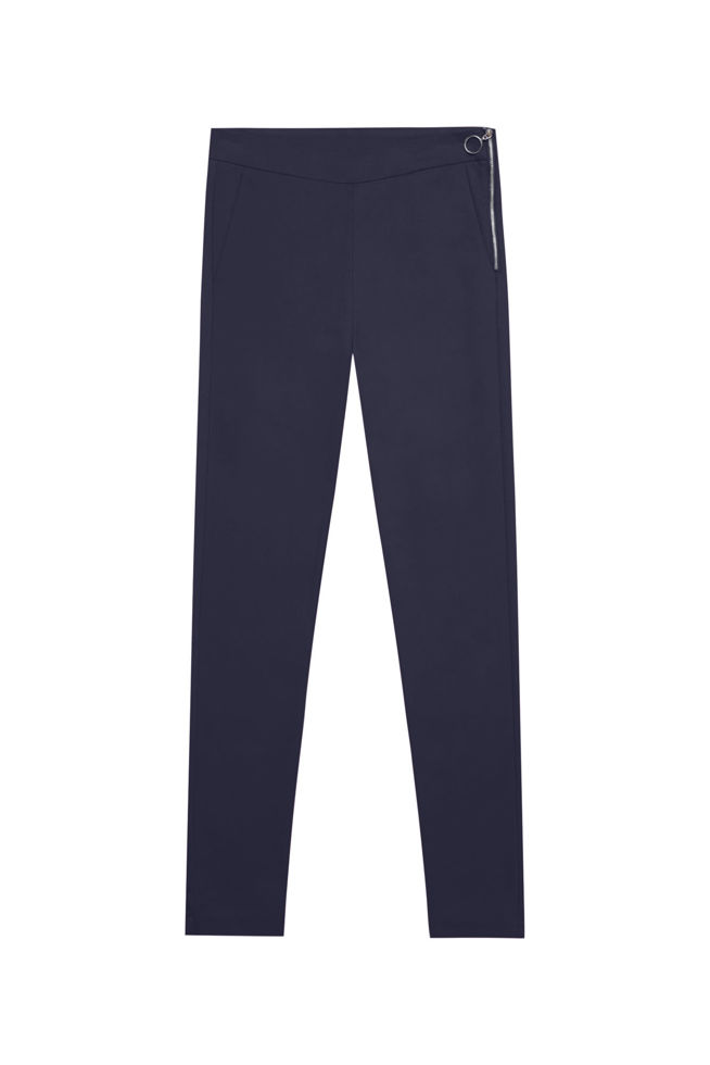 TROUSERS L-SP-2803 NAVY