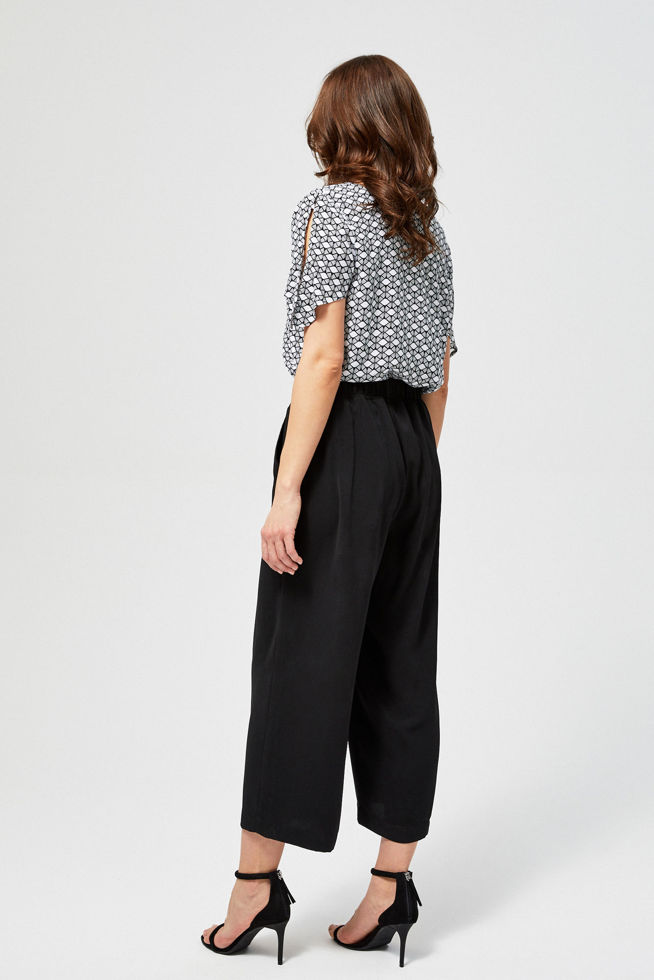 TROUSERS L-SP-2811 BLACK