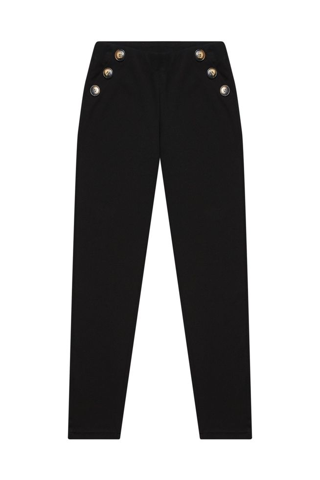 TROUSERS L-SP-3118 BLACK-SET