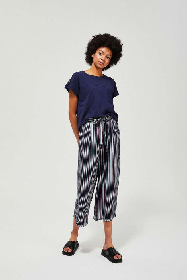 TROUSERS L-SP-3136 NAVY