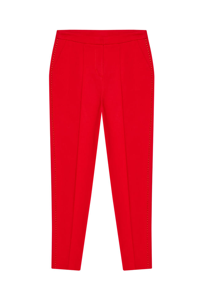 TROUSERS Z-SP-3026 RED