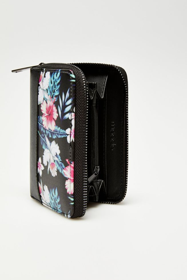 WALLET L-PO-3108 BLACK-SET