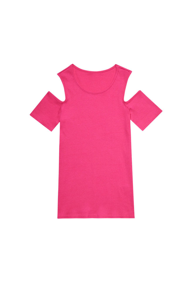 Top typu cold arms L-TS-2867 FUCHSIA